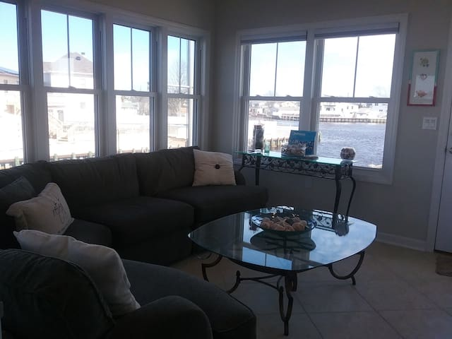 Get-away at the Bay - Stafford Township - Appartement