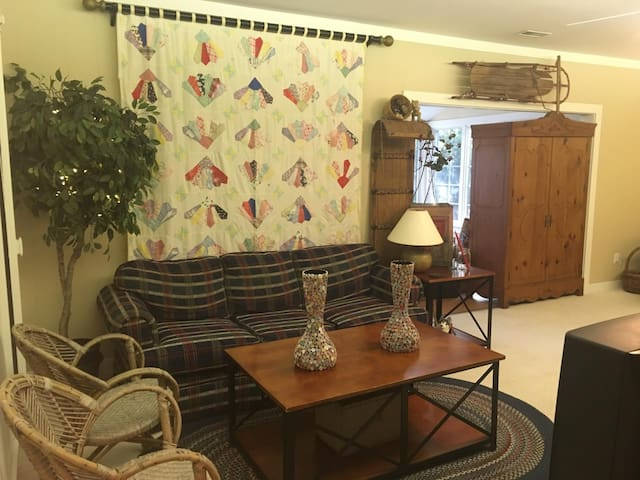 Private Entrance Cozy Studio, Walk To Everything! - Wellesley