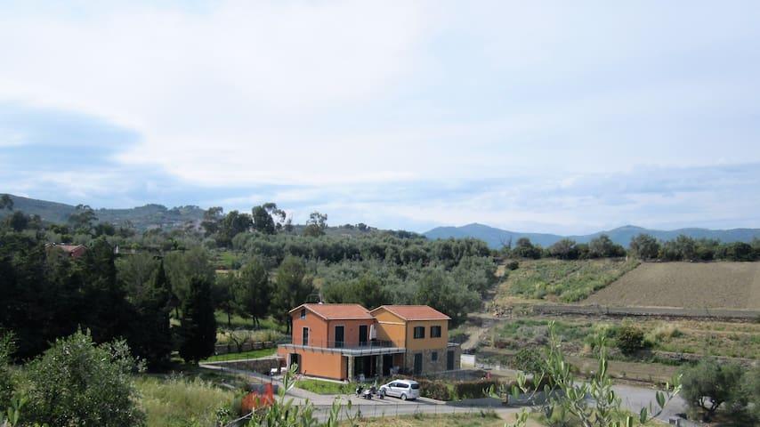 Casa vacanze Caminetto - Diano Marina - Villa