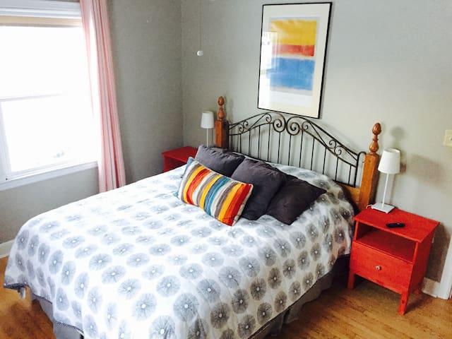 Comfy Bedroom in quiet Residential Neighborhood - Appleton