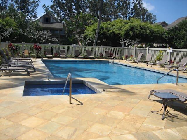 2 Bdrm Princeville gem. Kauai - Princeville - Apartment