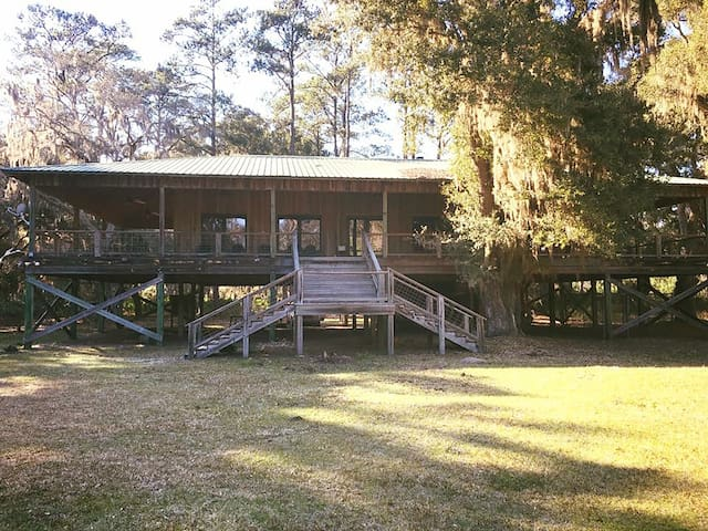 Weekend at Bernie's! - Sapelo Island