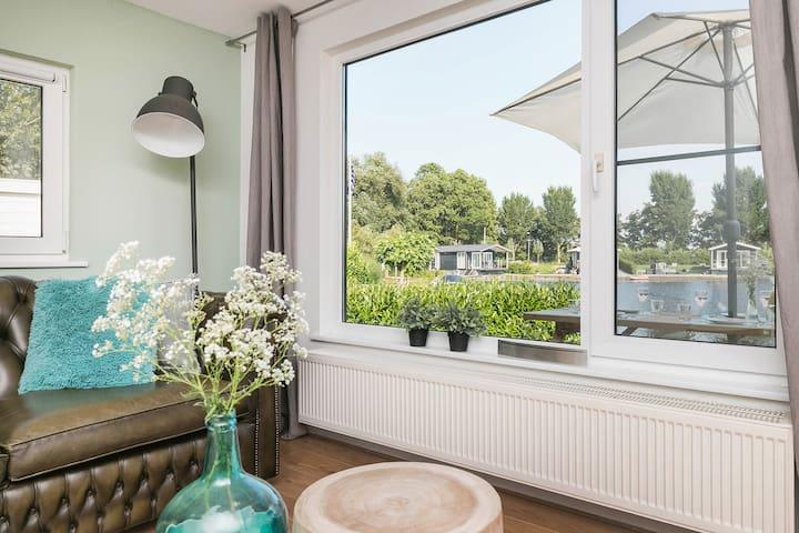 NIEUW; Vakantiehuis in Terherne, beleef Friesland! - Terherne