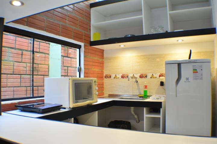 Departamento Pequeño - San Lorenzo - Appartement