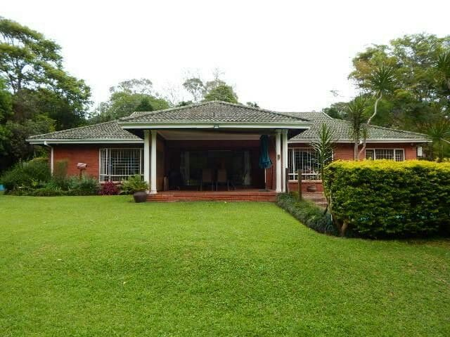Beautiful large home with pool - Kloof - Casa