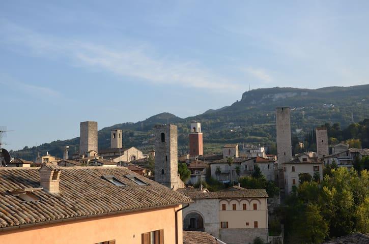 Charming flat in the heart of Ascoli Piceno - Ascoli Piceno - Appartement