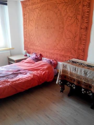 Chambre au calme - Hérimoncourt - Hus