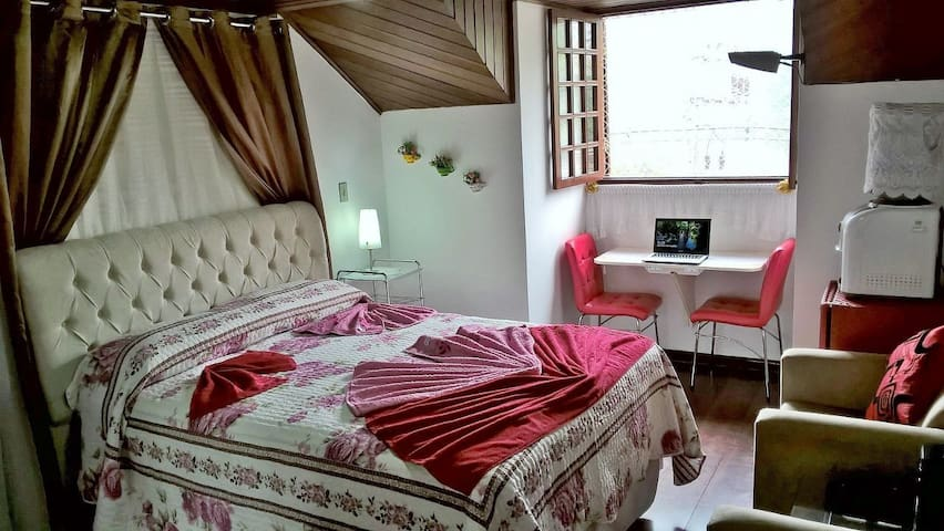 Lovely cozy place close to Capivari - Campos do Jordão - Appartement