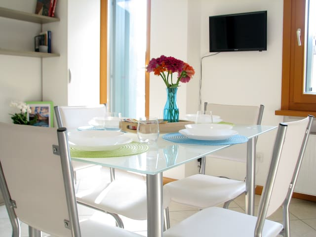 Apartment with 2 double rooms - Belluno - Appartement