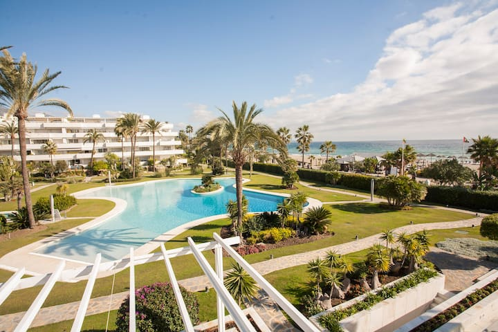 The most luxury sea view apartment - Marbella - Appartement