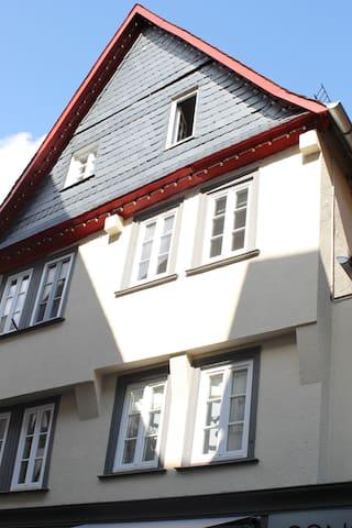 Herborn Fussgängerzone  Hessentag - Herborn