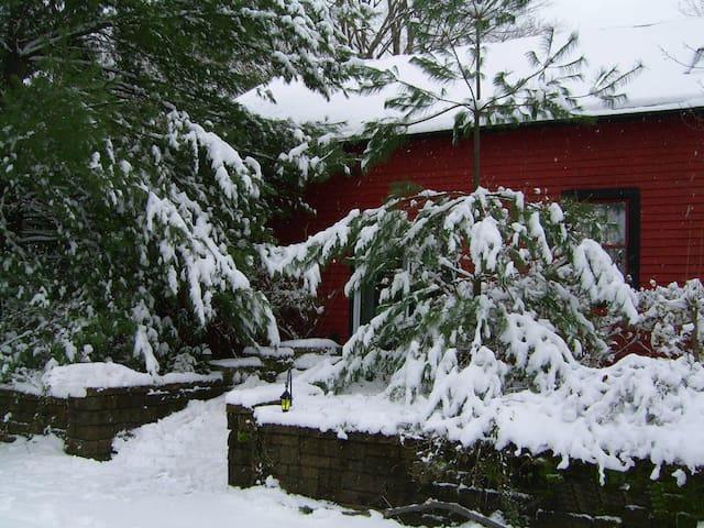 Maya's Garden House - Great Barrington - Casa