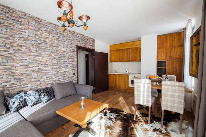 Apartment A12 at Cornelia Apartment Complex - Razlog - Departamento