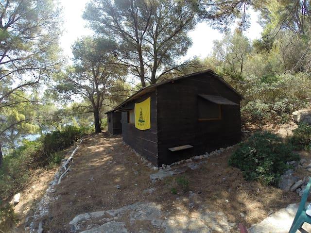 Captain's cabin - Island Mrcara - Uble - Bungalow