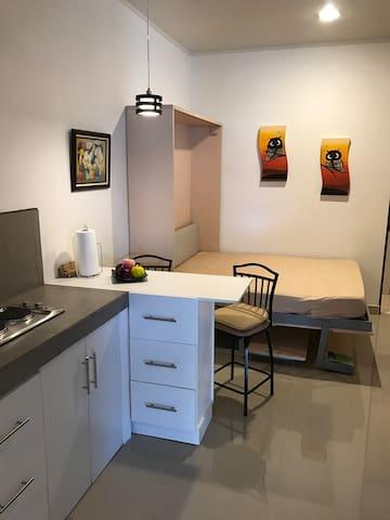 Apartamento tipo Estudio - San Juan de Tibas - Departamento
