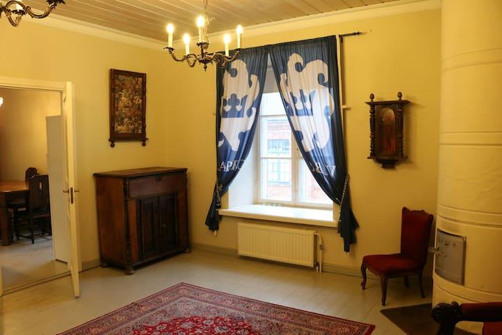 Apartment in Suomenlinna UNESCO - Helsinki - Huis