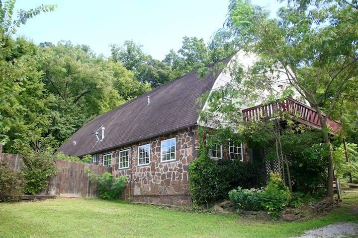 Former BnB in West Fork! 2400 SF - West Fork - Hus