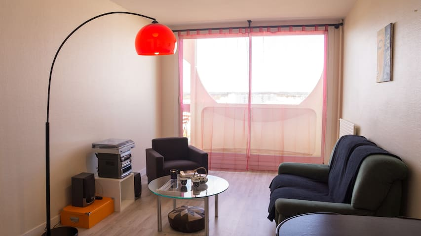 50m2 bright apartment - Angers - Appartement