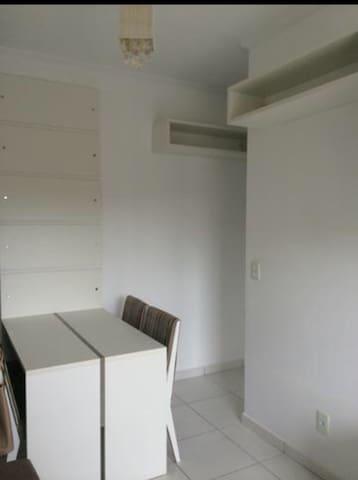 Novo e aconchegante - 1 dormitório - Taubaté - Departamento