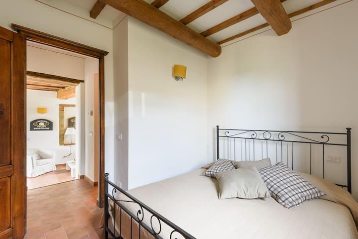 Eroica Borgo San Vincenti casa Eolo - San Vincenti - Leilighet