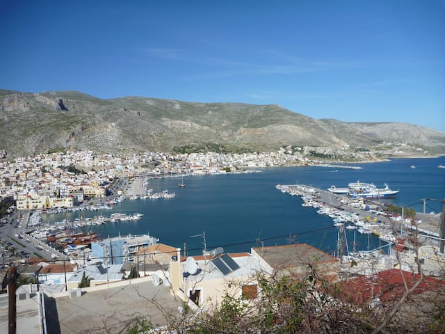 Kalymnos, Pothia! Fun and more - the best location - Kalimnos