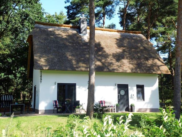 Idyllisches 5*****Komfort-Ferienhaus am Haff - Zirchow - Hus