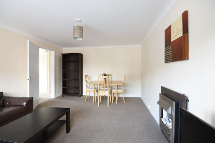 Spacious flat available in West Bridgford - West Bridgford - Lägenhet