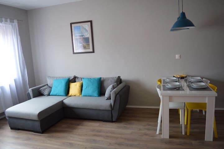Color Apartment, City Center - Pécs - Leilighet