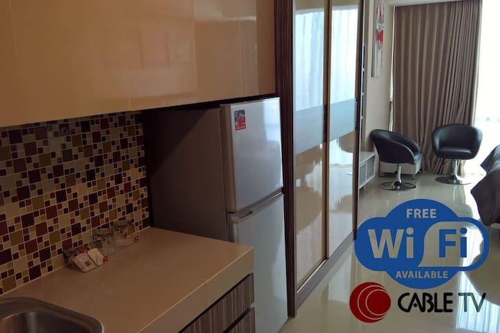 Comfy Stay at U Residence Karawaci , Tangerang - Kelapa Dua - Leilighet