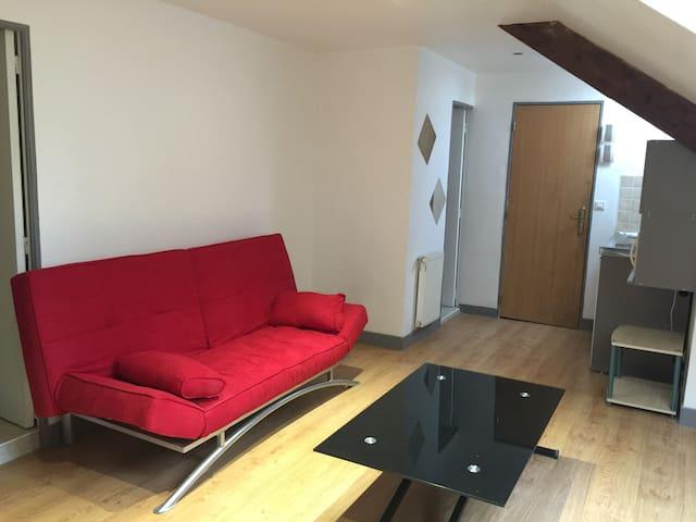 Studio au cœur de Montluçon - Montluçon - Departamento