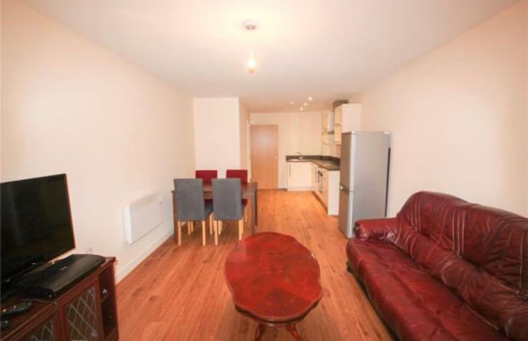 New 2 Bedroom Apartment - Leicester - Appartement