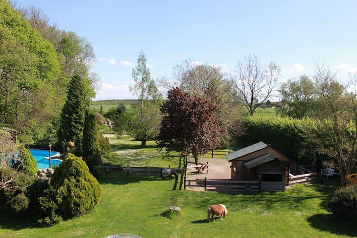 Gartenblick - Schkeuditz - Lägenhet