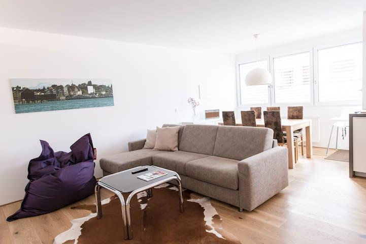 Stilvolle, helle Stadtwohnung zentral in Bregenz - Bregenz - Квартира