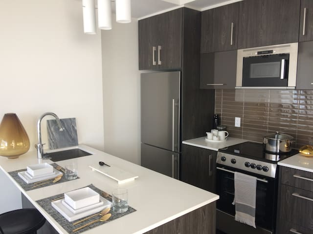 Modern Downtown Condo Steps from Parliament - Ottawa