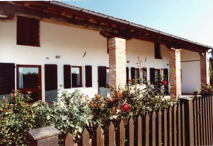 Casa Viaro, villino indipendente con piscina - San Pietro Viminario - Dom