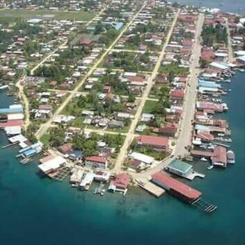 """Apartamento en  Bocas del toro """"CACAO"""" - Isla - Leilighet"""
