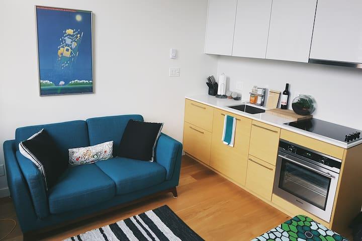 City Centre Microloft - Victoria - Apartmen