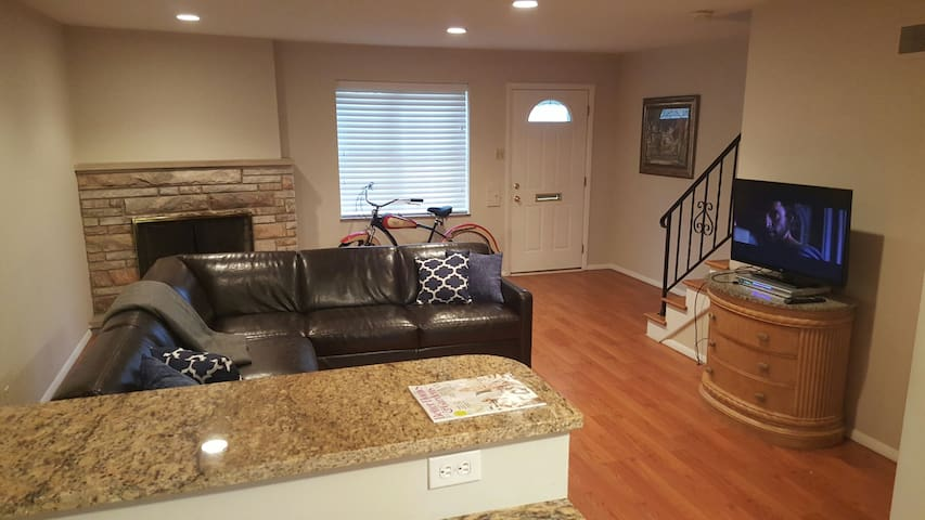Entire 3 bedroom, modern townhouse. - Affton - Daire