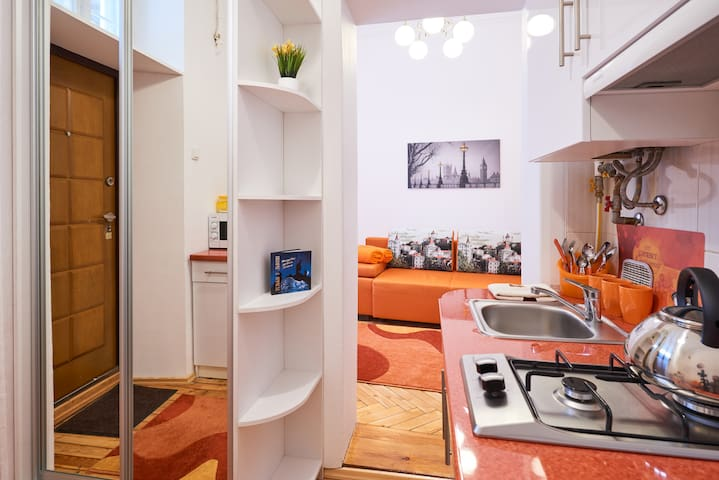 New apartment 10 min to Lviv center - Львов - Квартира