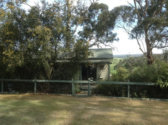 Durham view cottage - Buninyong - Casa