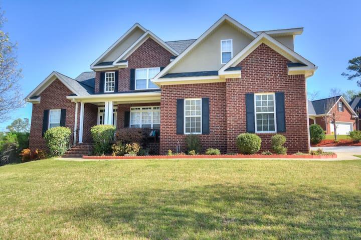 Beautiful Home Near the Savannah River! - Martinez - Huis