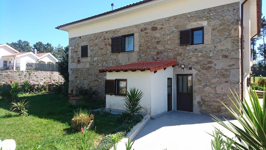 Maison à Adaùfe-Braga avec jardin - Adaúfe - Haus
