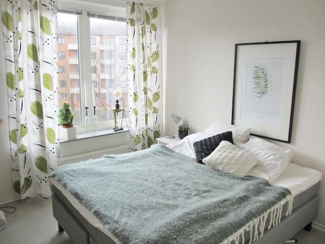 Mysig lägenhet centralt i Majorna - Göteborg - Appartement