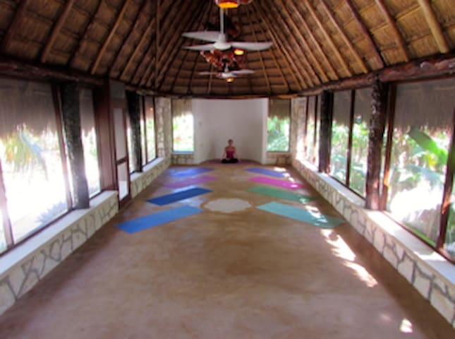 THE PERFECT YOGA RETREATS AT TULUM / GROUPS ONLY! - Punta Maroma