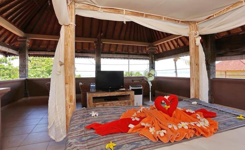 King Suite with amazing ocean view - Nusa Lembongan  - Muu
