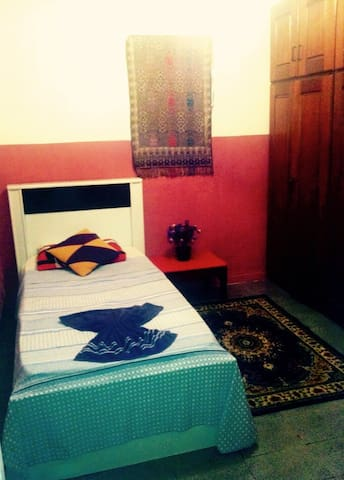 Beautiful & cozy home in centre - Goiaba Room - Manaus - Ev