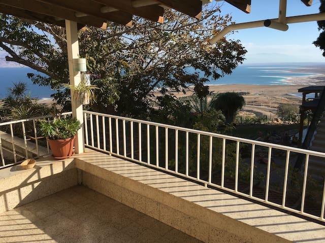 The Best view to the Dead Sea - Ein Gedi - Ein Gedi - Leilighet