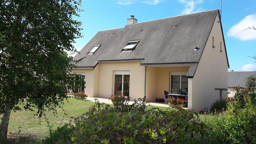 Chambres d'hôtes en Cotentin - Lessay - Pension