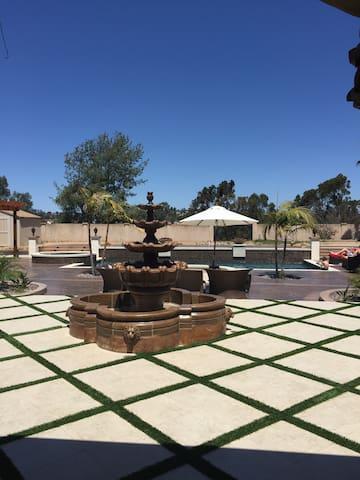 Resort like relaxing property - Bonita - Hus