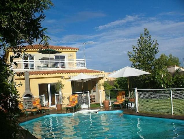 Villa 12 Persons Large Swimming Pool Very Comfort - L'Eliana - Semesterboende